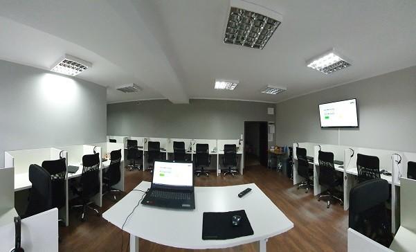 CATI office